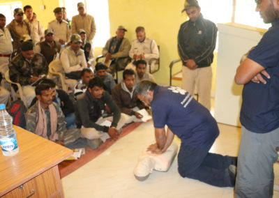 CPR demo